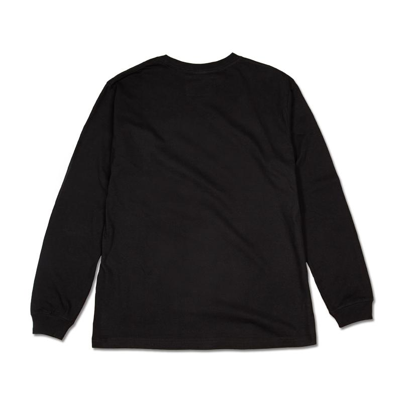DESCRIPTION ロングスリーブTシャツ【全3色】