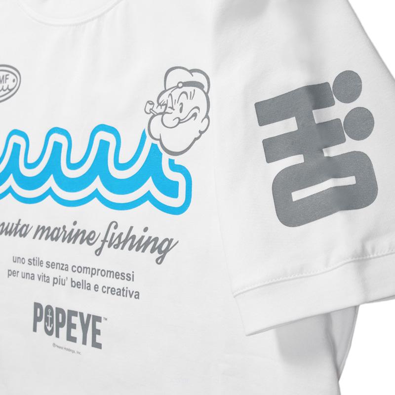 POPEYE meets mutaMARINE Fishing Tシャツ【全2色】