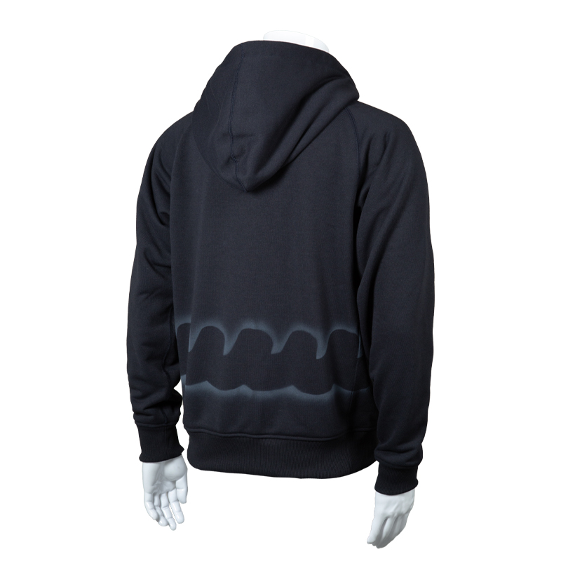 ACANTHUS x muta MARINE Stencil Freedom Sleeve Zip-up Parka【全3色】