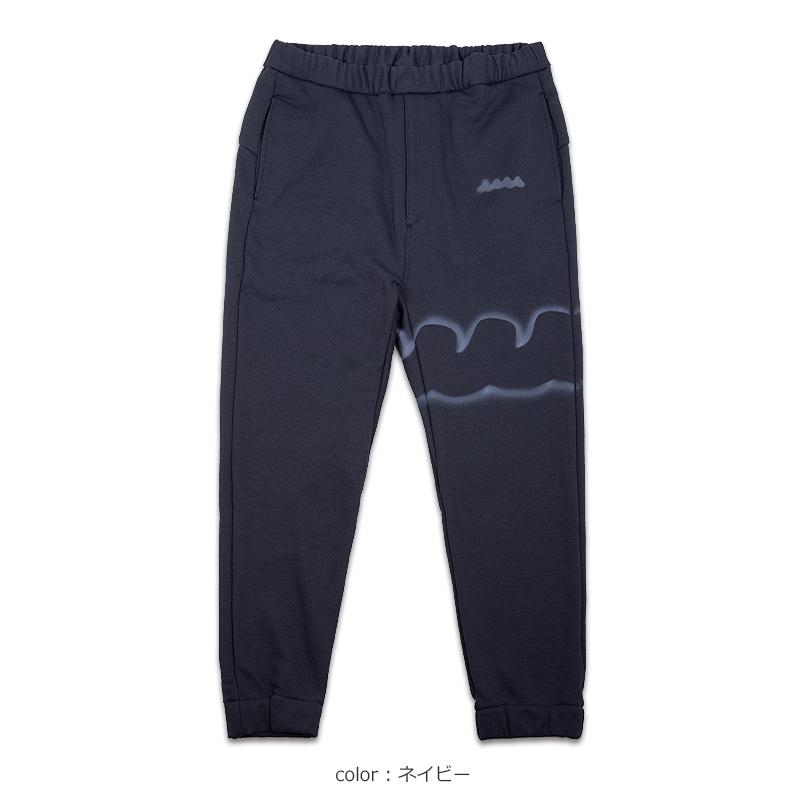 ACANTHUS x muta MARINE Stencil Sweat Easy Pants【全3色】