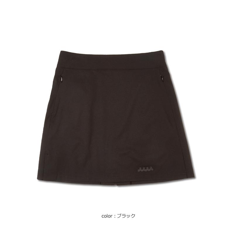 ストレッチジャージスカート【全4色】