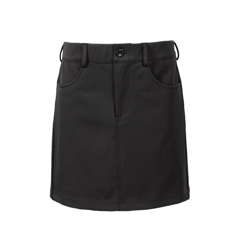 ナイロンジャージスカート【全2色】