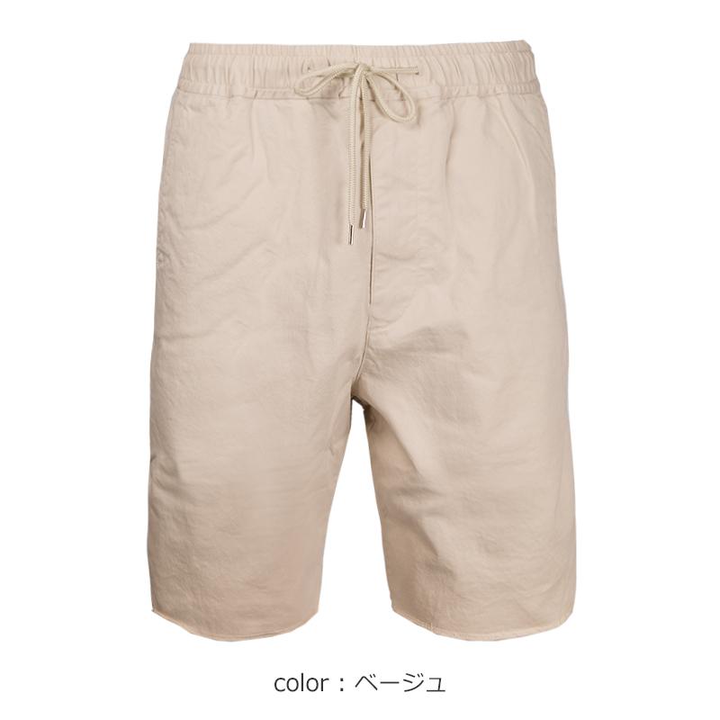 ACANTHUS x muta MARINE 撥水ハーフパンツ【全2色】