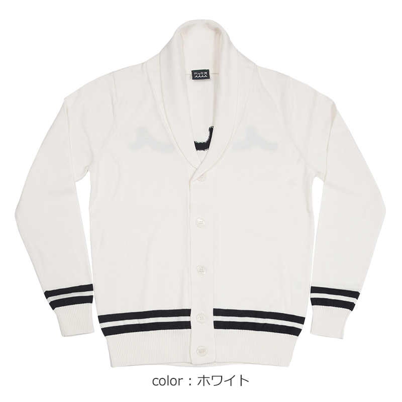 WAVEニットカーディガン【全2色】