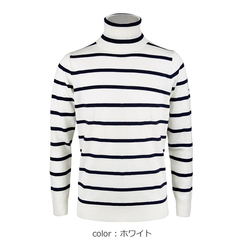 WAVEタートルネックセーター【全2色】