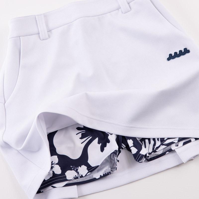 ボックスプリーツスカート【全3色】