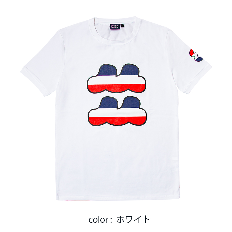 TWIN WAVE Tシャツ【全3色】