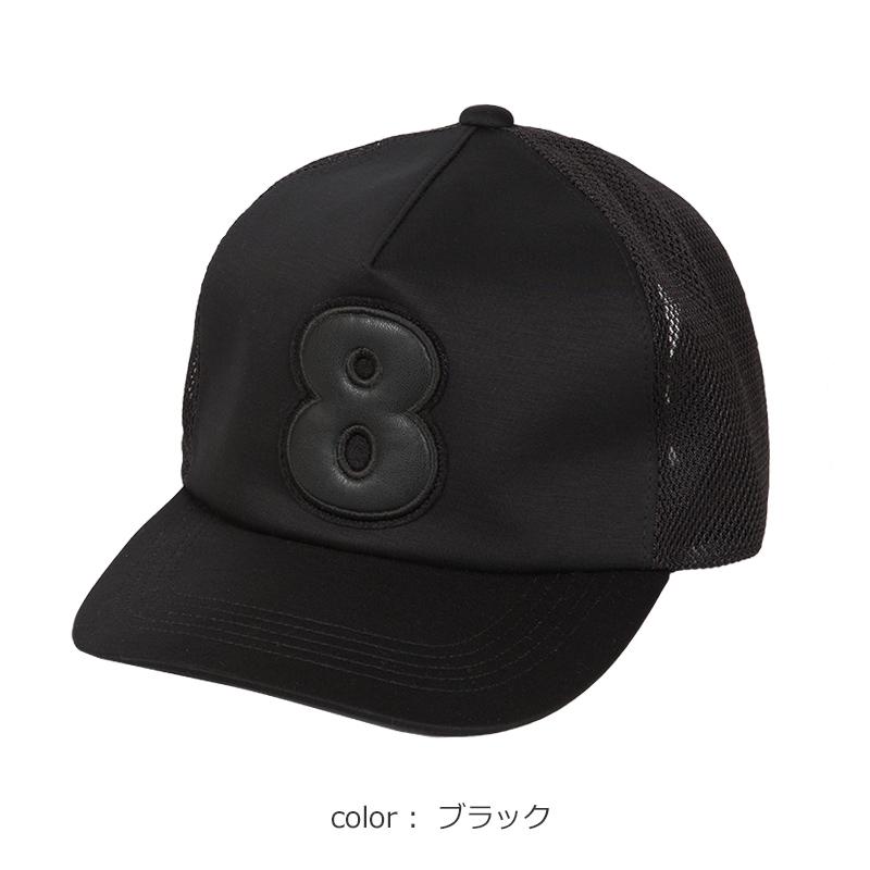 ACANTHUS x muta MARINE 8キャップ【全3色】