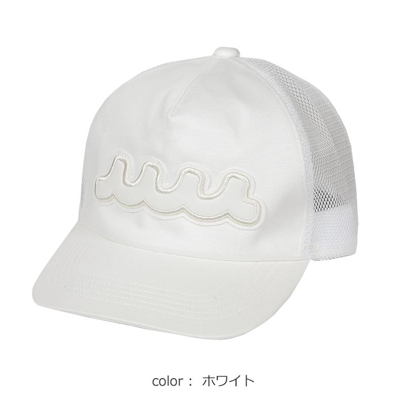 ACANTHUS x muta MARINE WAVEキャップ【全3色】