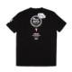 Black Marine x Kuromi Tシャツ