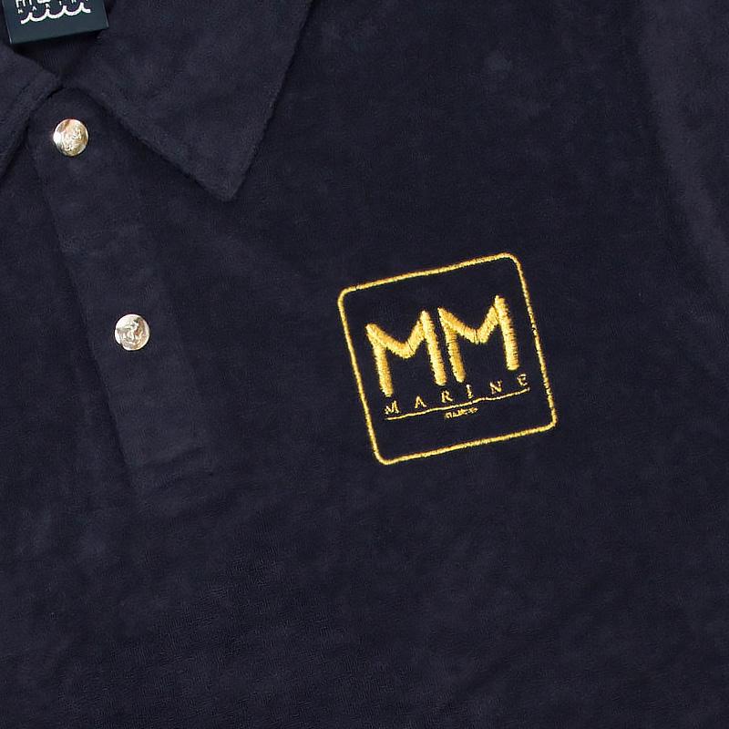 MMドライパイルポロシャツ【全3色】
