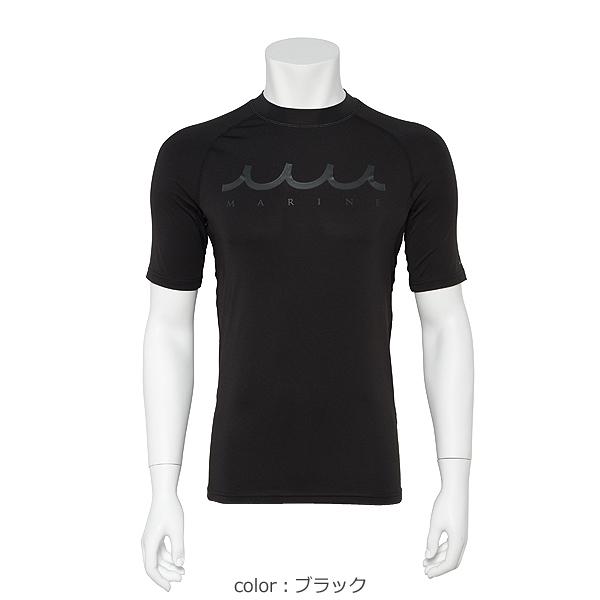 ラッシュTシャツ【WAVE/6色】