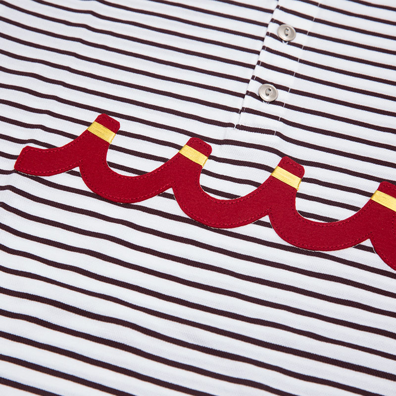 ACANTHUS x muta MARINE SWITCHING POLO【全3色】