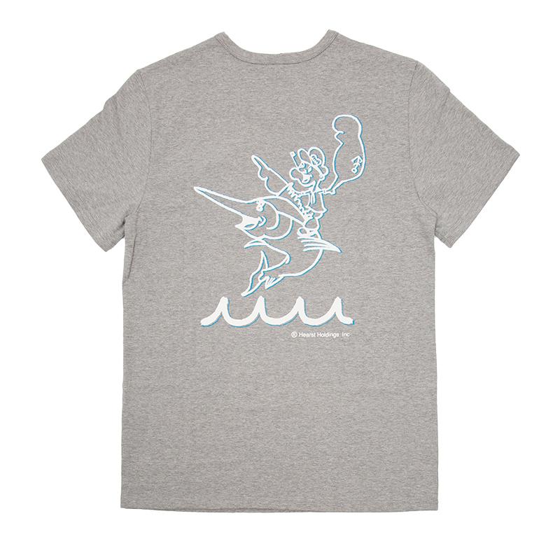 [NET限定]POPEYE meets mutaMARINE GRAFFITI Tシャツ vol.2【全3色】