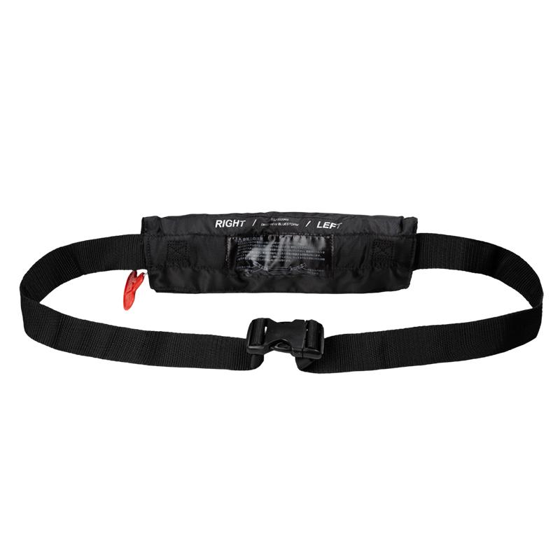 ALLIGATOR x MMF 自動膨張式ライフジャケット TYPE A ウエストベルトモデル【ブラック】