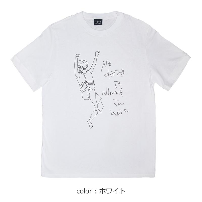 ACANTHUS x muta MARINE DIVE Tシャツ【全3色】