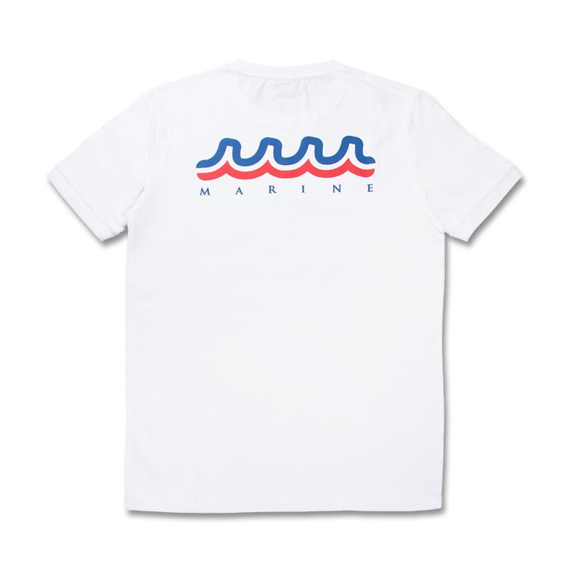 REFLECTION BACK WAVE Tシャツ【全2色】