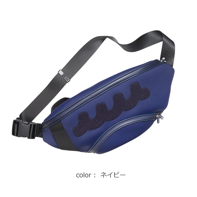 WAVEショルダーバッグ・ネオプレーン【全3色】