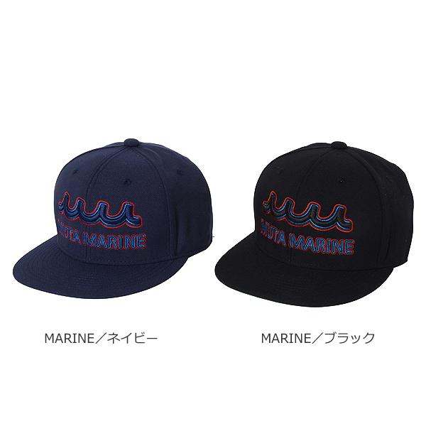 MMベースボールキャップ【全4種】