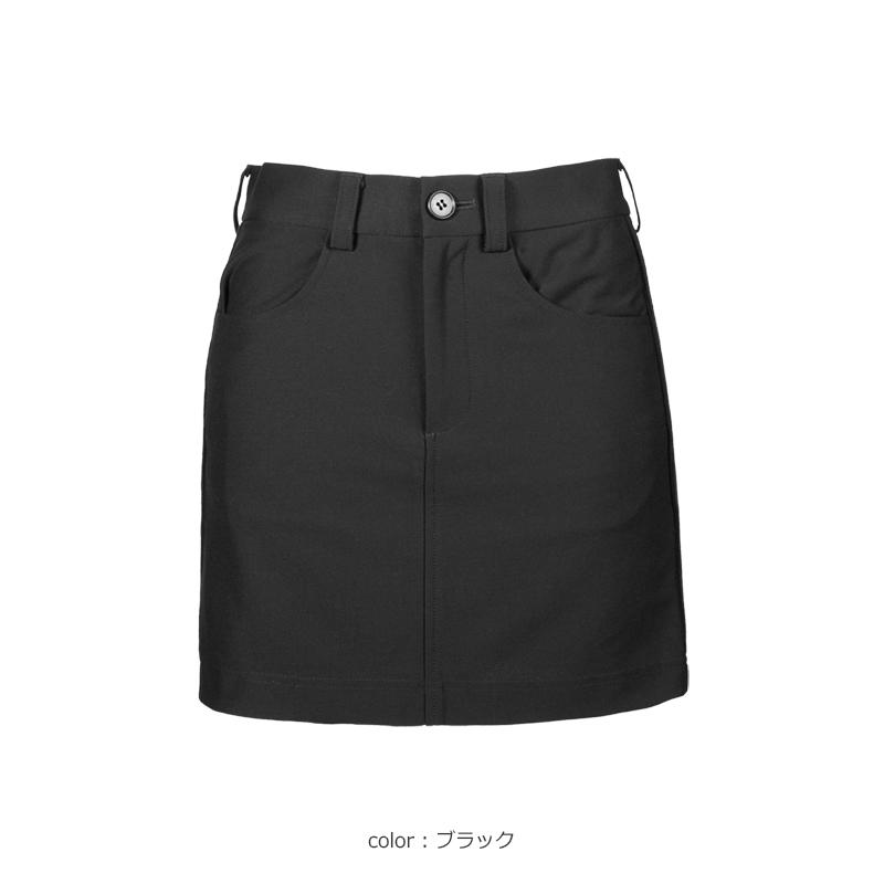 ツイルストレッチスカート【全3色】