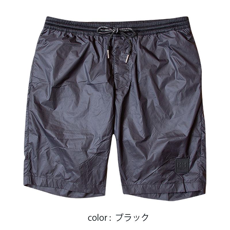 メッシュIN ナイロンハーフパンツ【全5色】