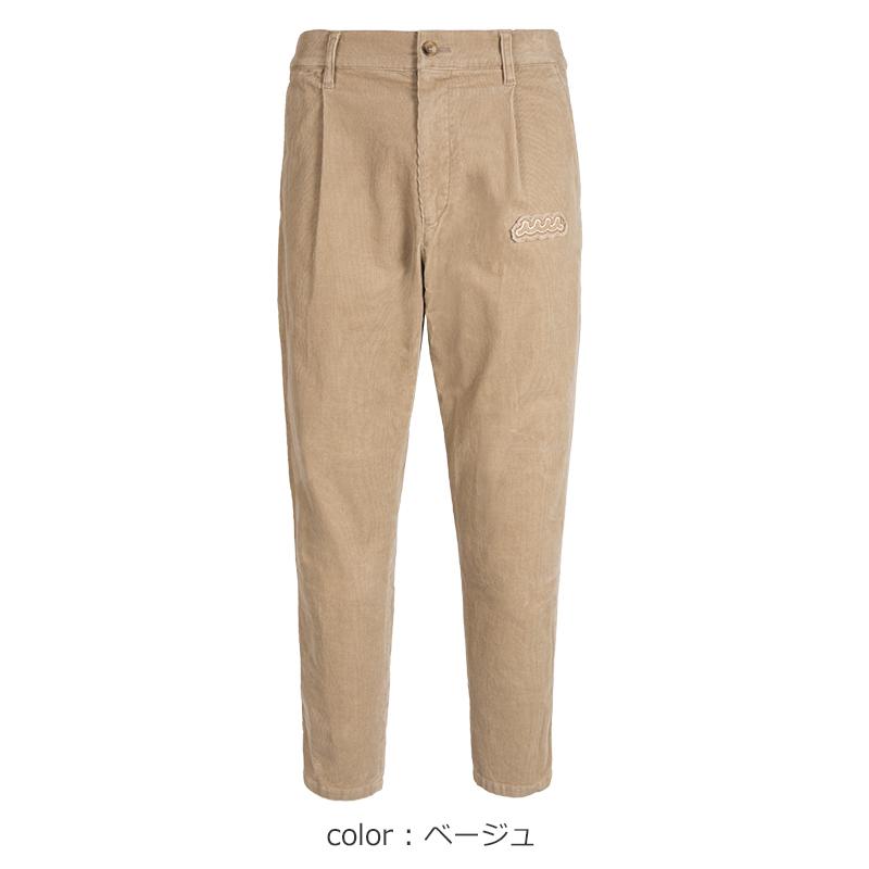 ACANTHUS x muta MARINE 撥水CORDUROY TACK TAPERED PANTS【全3色】