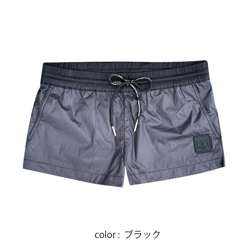 メッシュIN ナイロンホットパンツ【全5色】