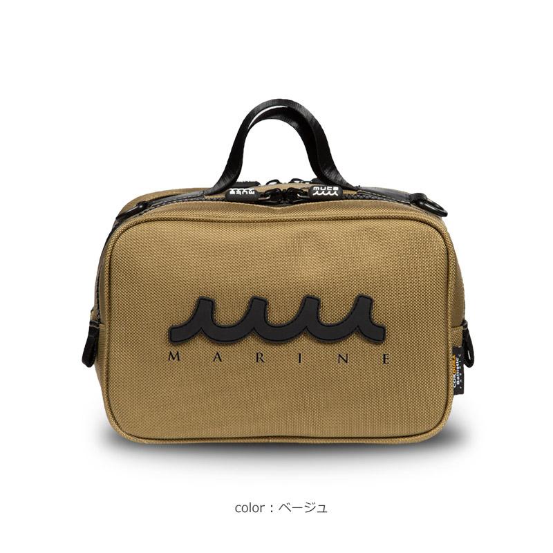 CORDURA Ballistic® WAVEポーチバッグ【全2色】