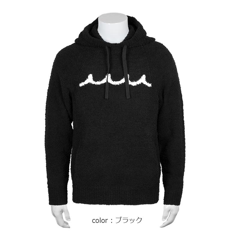 WAVE モールニットパーカー【全3色】