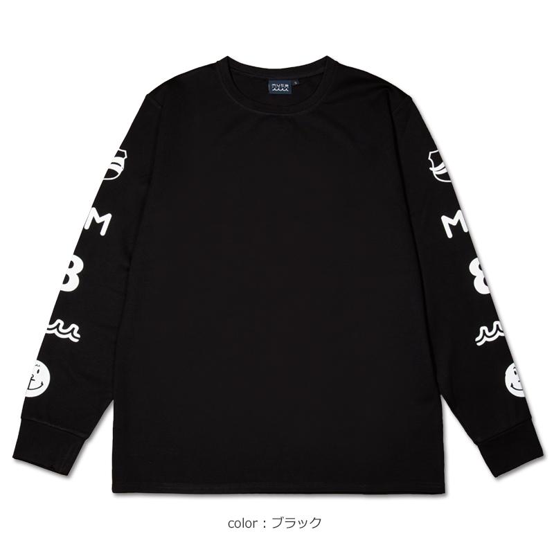 ポンチロングスリーブTシャツ【全3色】