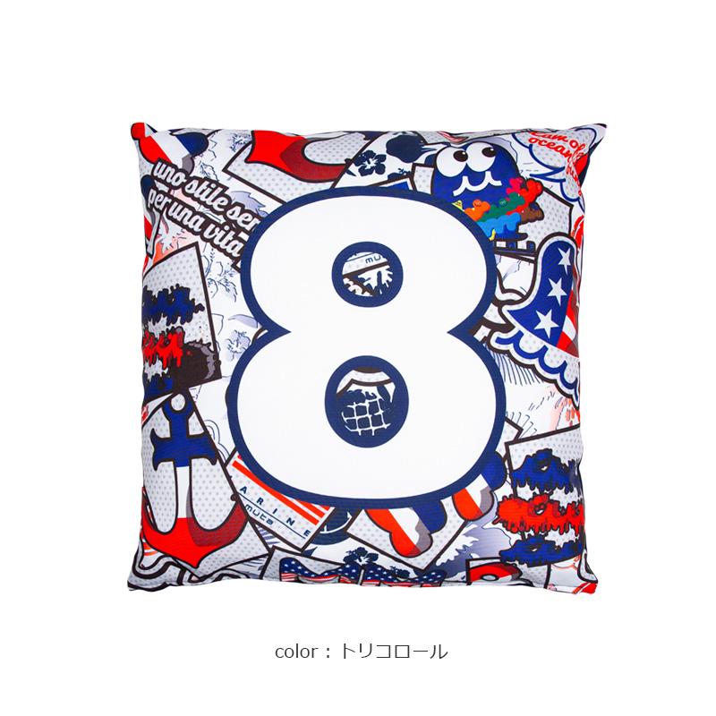 COMIC SPOOKY 8クッション【全2色】