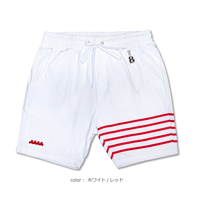ラッシュハーフパンツ【5 LINE/5色】