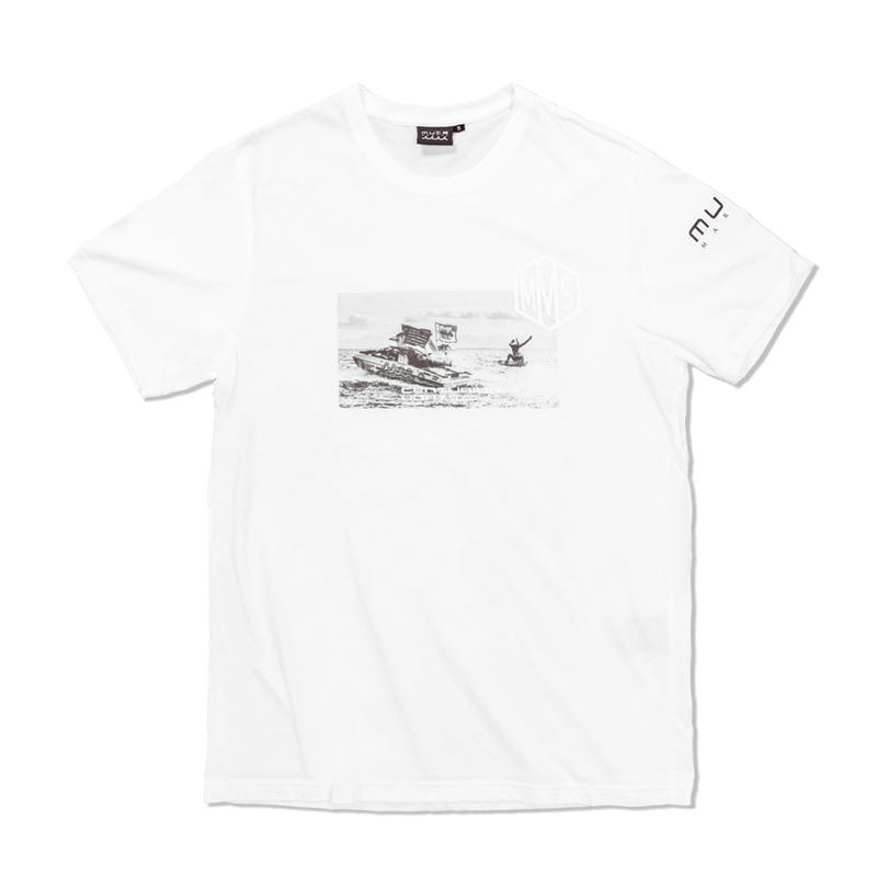 CENTURION BOATS x Safari Lounge x MMS Tシャツ