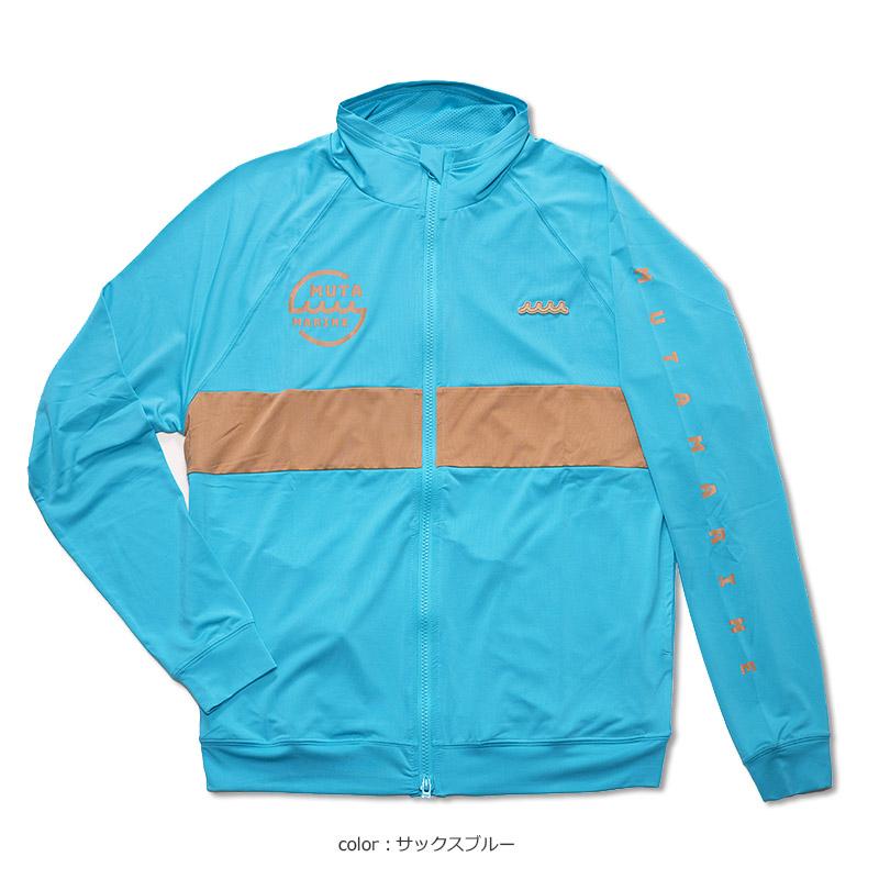 ラッシュスタンドパーカー【PANEL /7色】