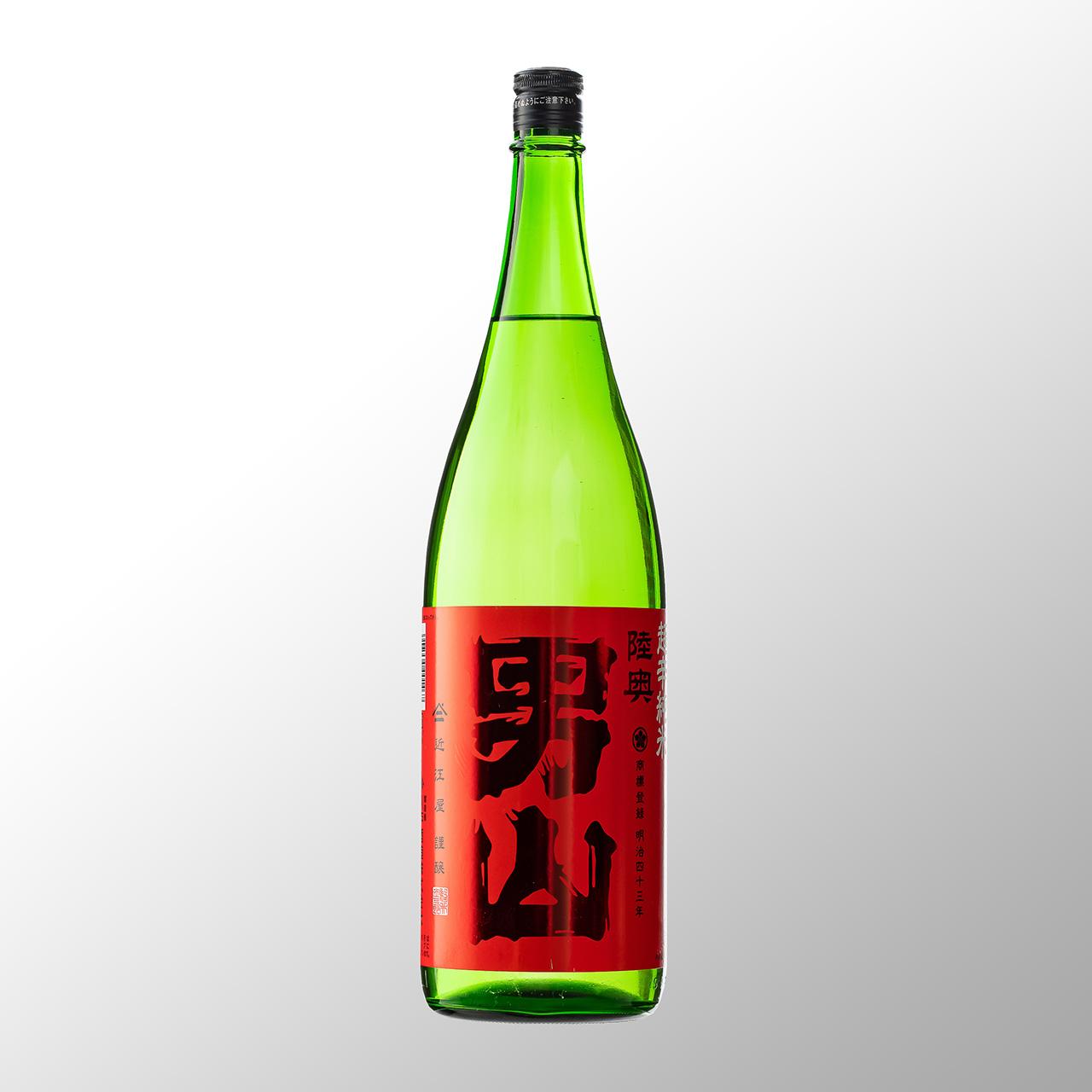 陸奥男山 超辛純米1.8