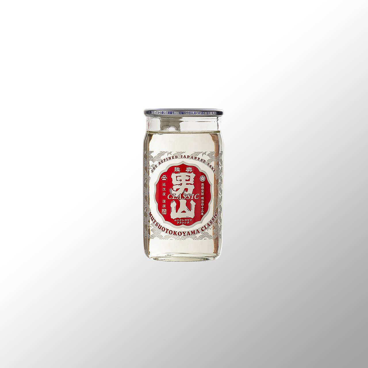 陸奥男山 CLASSIC(クラシック)カップ180