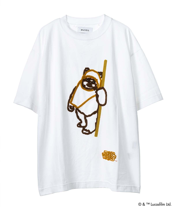 Star Wars Ewok/ビッグTシャツ
