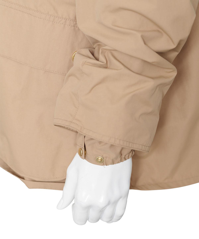 Barbourコラボジャケット