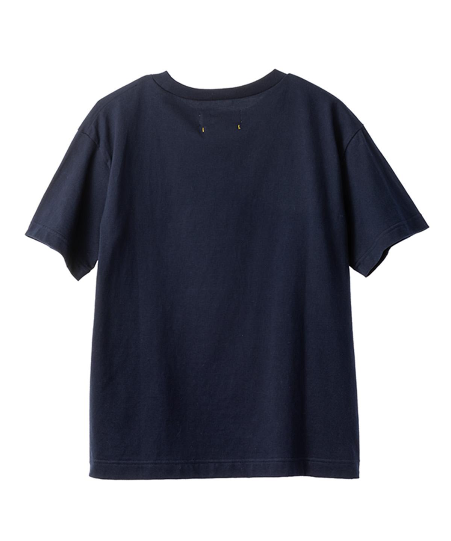 パグプリントTシャツ