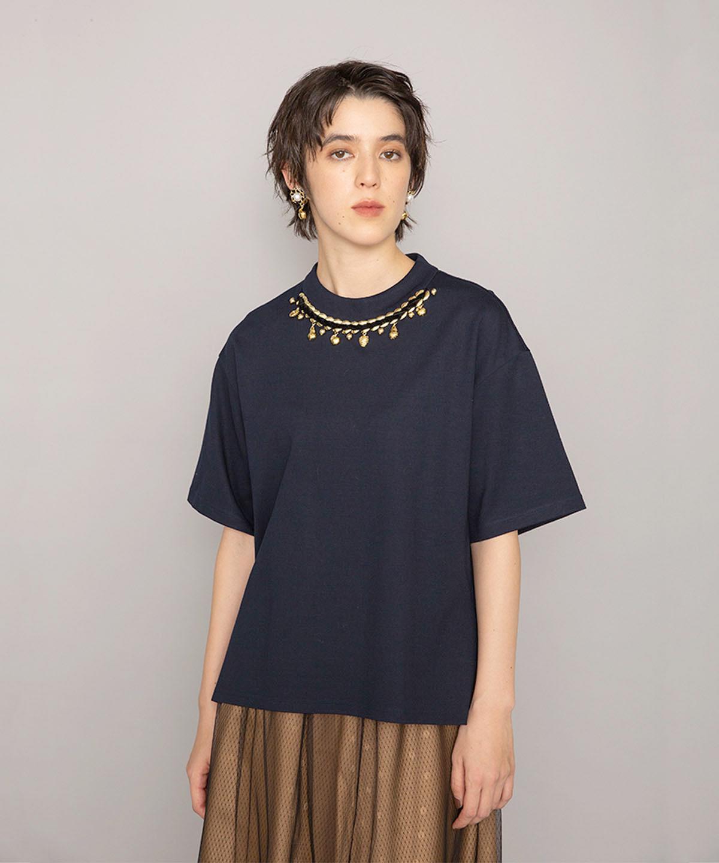 フルーツチャームTシャツ