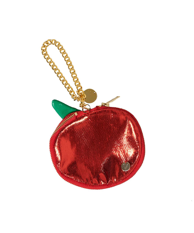 リンゴポーチエコバッグ