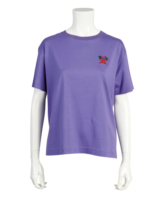 チャイナプリントTシャツ