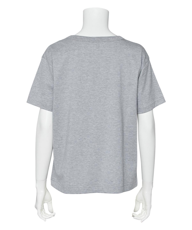 スズランアートプリントTシャツ
