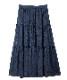 ゼブラプリントスカート