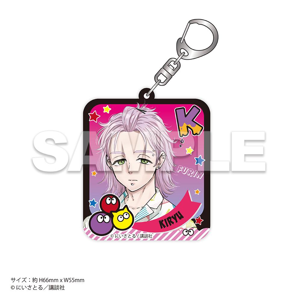【11月下旬お届け】「五等分の花嫁∬」Treasure huntレーディングスタンドバッジ  BOX