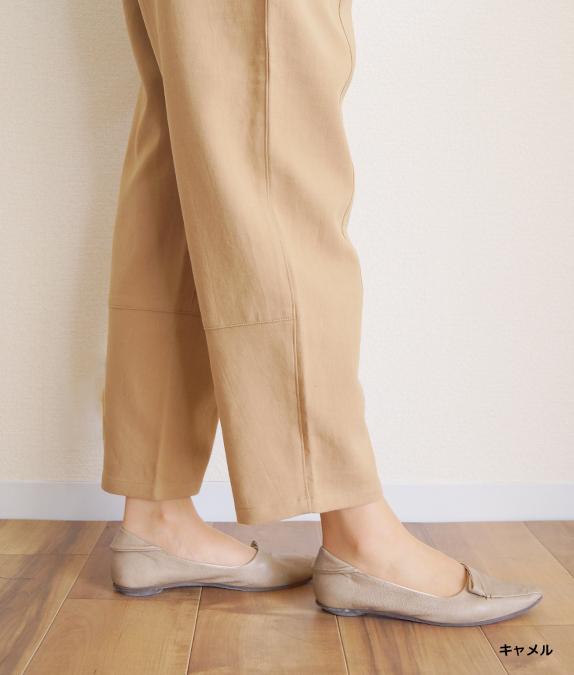 【SALE50%OFF】二重織パンツ