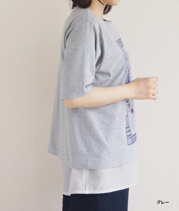 【SALE50%OFF】バンダナプリントプルオーバー