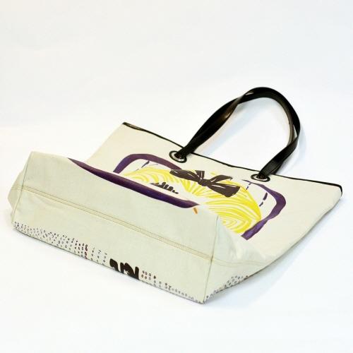 TAMA ファッションスケッチ フェイス ブロンディ タマ PCバッグ レディース ファッションバッグ