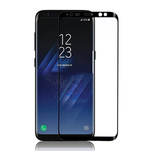 Galaxy S9 Galaxy S8 3D 強化ガラスフィルム GLASTAR(グラスター)ギャラクシー エス エイト 液晶保護 SC-02K SCV38 SC-02J SCV36 全画面保護 0.33mm