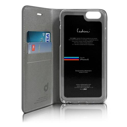iPhone6s Plus/6 Plus ケース Dreamplus Wannabe Leathrer Diary (ワナビーレザーダイアリー)アイフォン